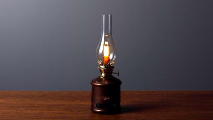 1900年代のオイルランプをアップデートした、噂のAladdinランタンスピーカーが一般発売決定。